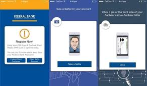 Federal Bank App To Create Bank Account Online