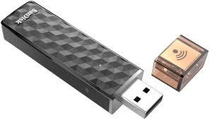 sandisk USB connect