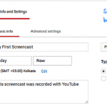how to Record Your Desktop Screen With Youtube