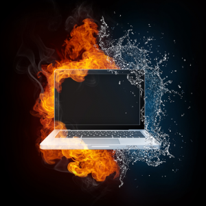 How To Fix Overheating Problems In Laptop.