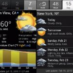 5 best weather apps