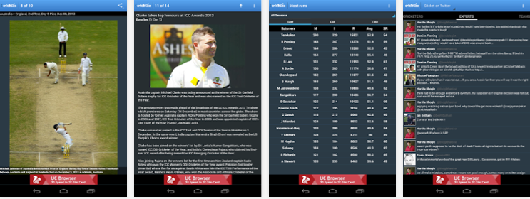 7 Best Free Android Live Score and Streaming Cricket Apps