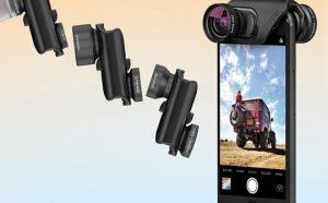 Olloclip iPhone 7 clip-on camera