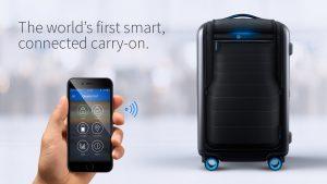 travel gadget smart suitcase