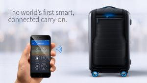 travel gadget smart suitcase