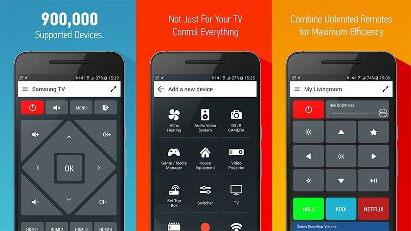 Best Tv Remote Apps For Android Sprunworld