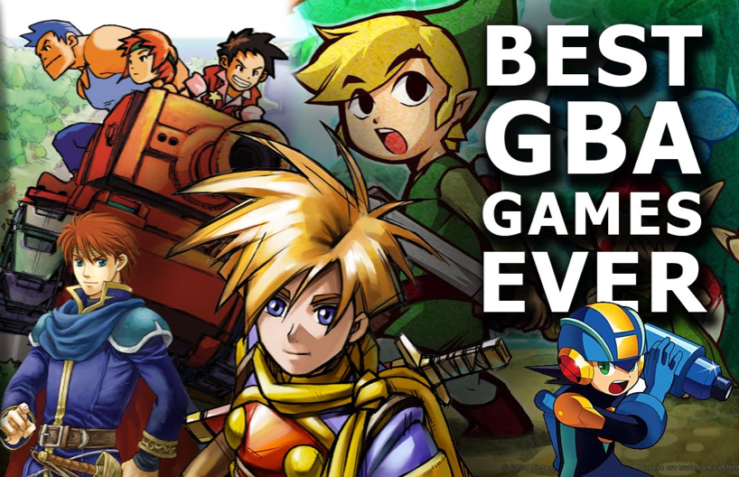 Top 5 Best GBA Games That You Need To Play Right Now