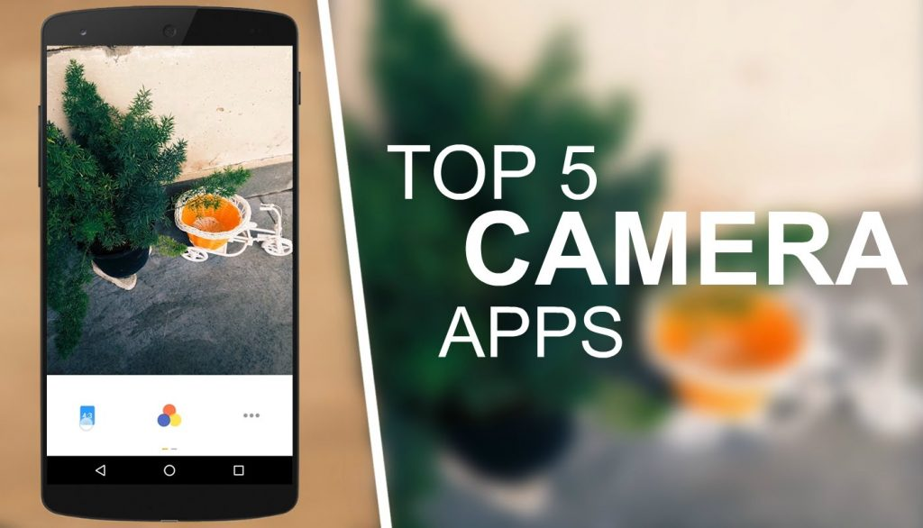 5 Best And Free Camera Apps For Android