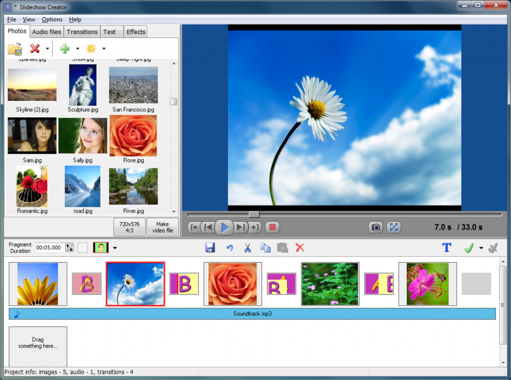Best Slideshow maker Software For Remarkable Presentation