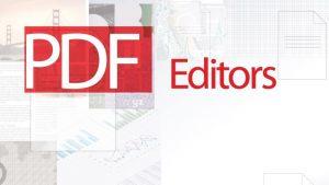 pdf editor online and offline