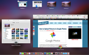 How to Use Multiple Desktops on a MacBook