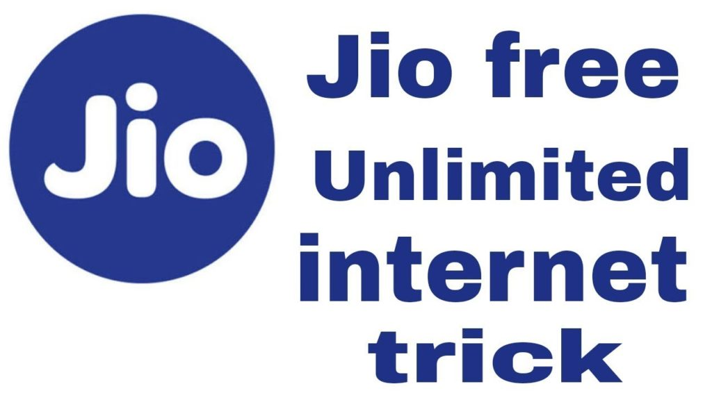 Get Unlimited Internet On Jio For Free Without Any Recharge