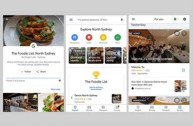 How to Get Places Recommendations on Google Maps Based on Where you've Already Been