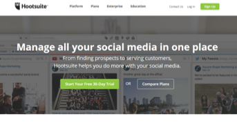 6 Tools To Manage All your Social Networks At One place