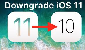 Relegate From iOS 11 To iOS 10 On iPhone Or iPad