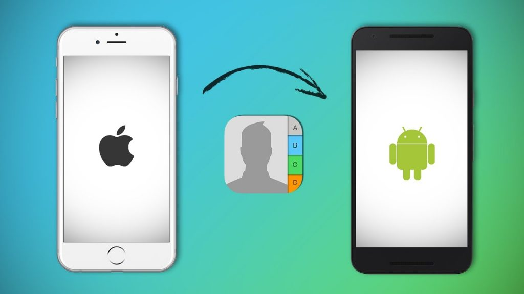 4 Easiest Ways To Transfer Contacts From Iphone​ To Android