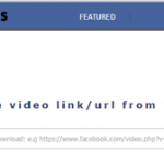 How to Download Facebook And Youtube Videos with HD Quality