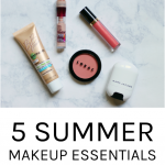 Important Makeup Essentials for Summer