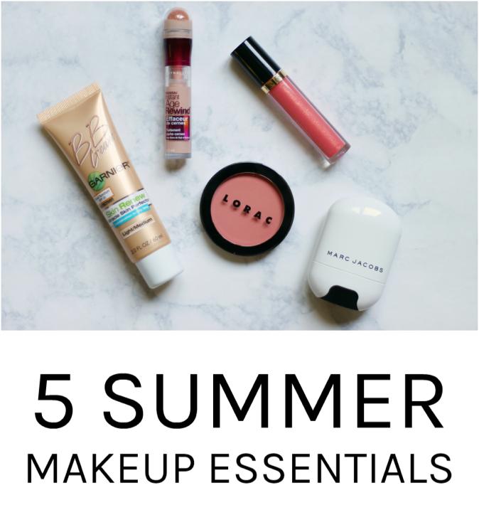 Makeup Essentials for Summer