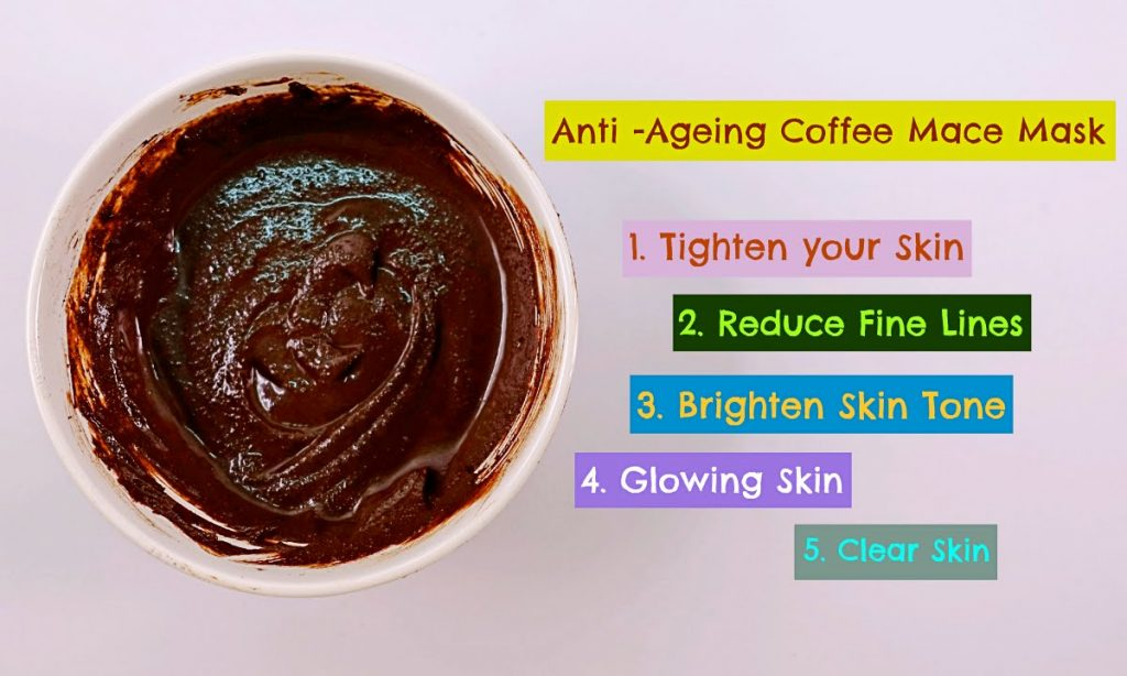 Homemade Coffee Face Packs For Young And Glowing Skin