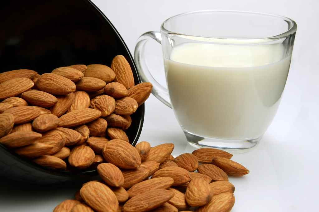 Almond Milk for Skin whitening, ageing skin, heal dead skin, acne and tan