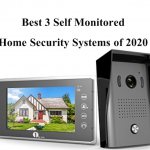 Best 3 Self Monitored Home Security Systems of 2020